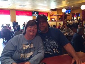 Terry and Sherri Ballard