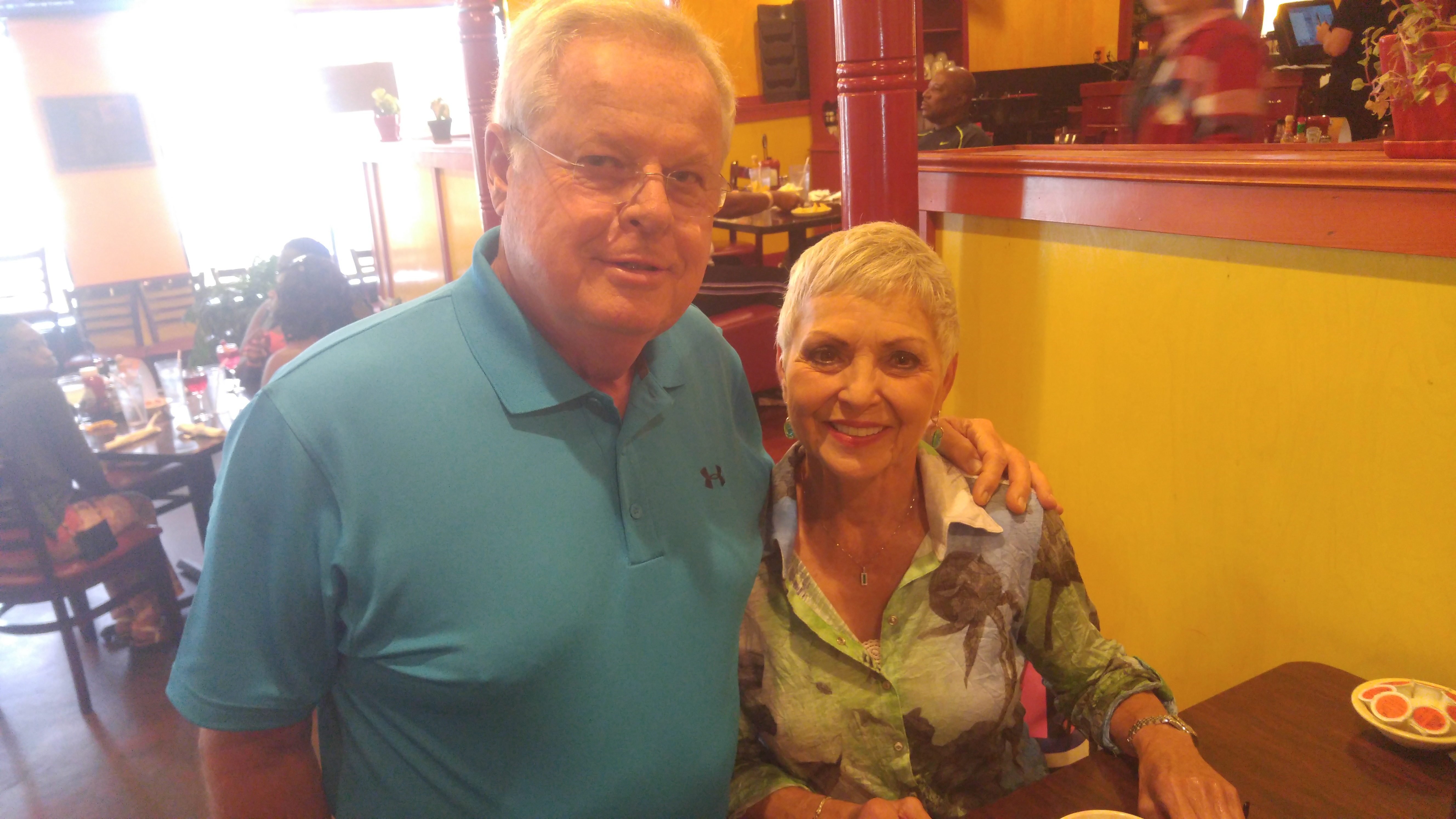 Great Egg on Midland – John & Connie Laurie