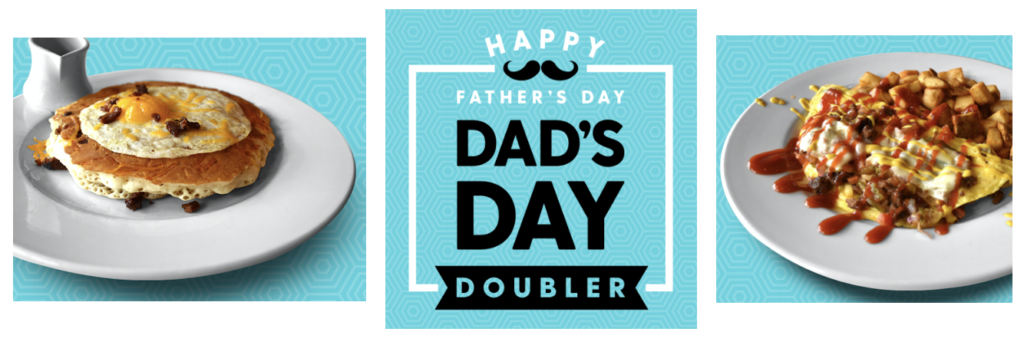 Dad's Day Doubler