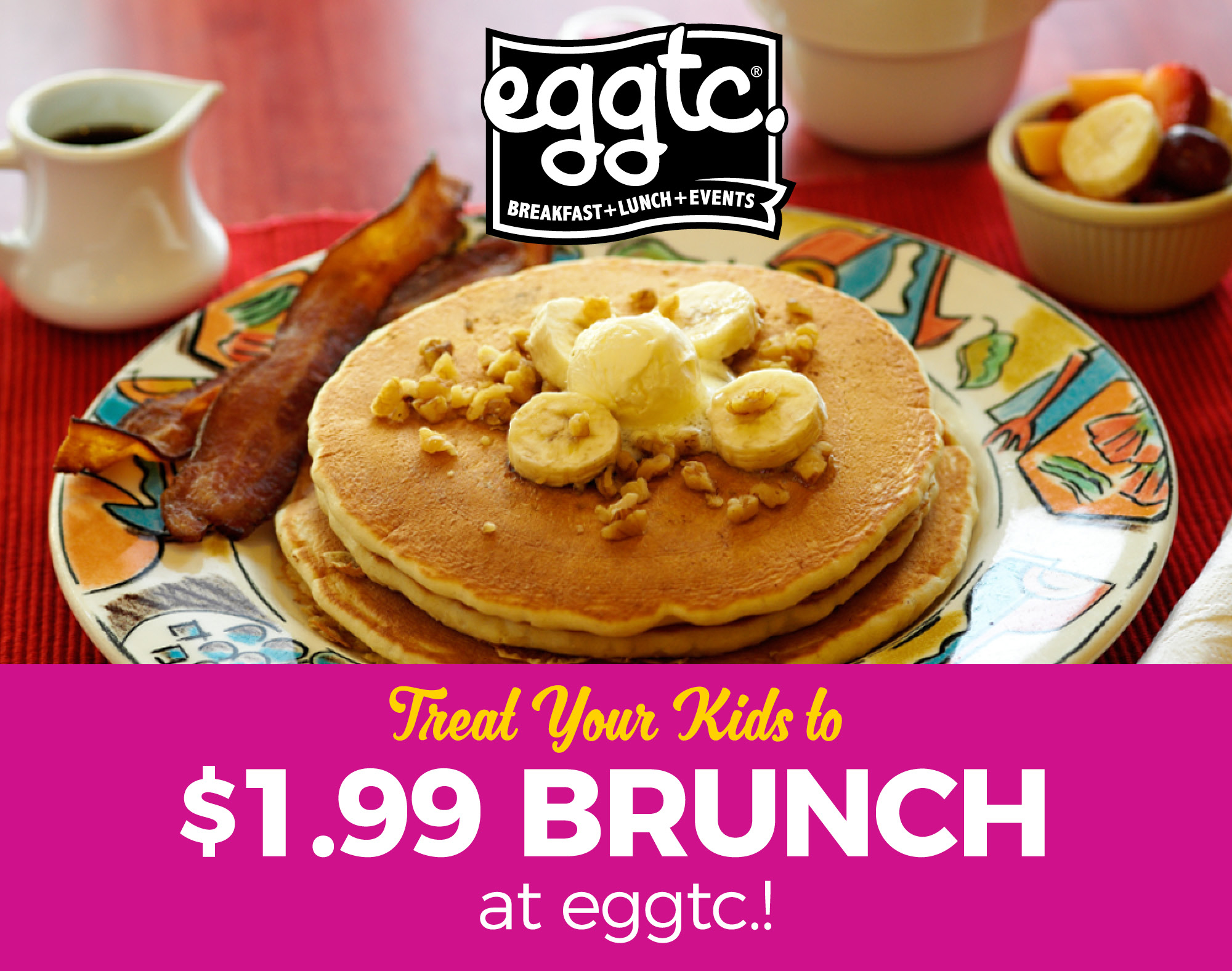 Treat Your Kids (and Yourself!) to a Trip to eggtc.!
