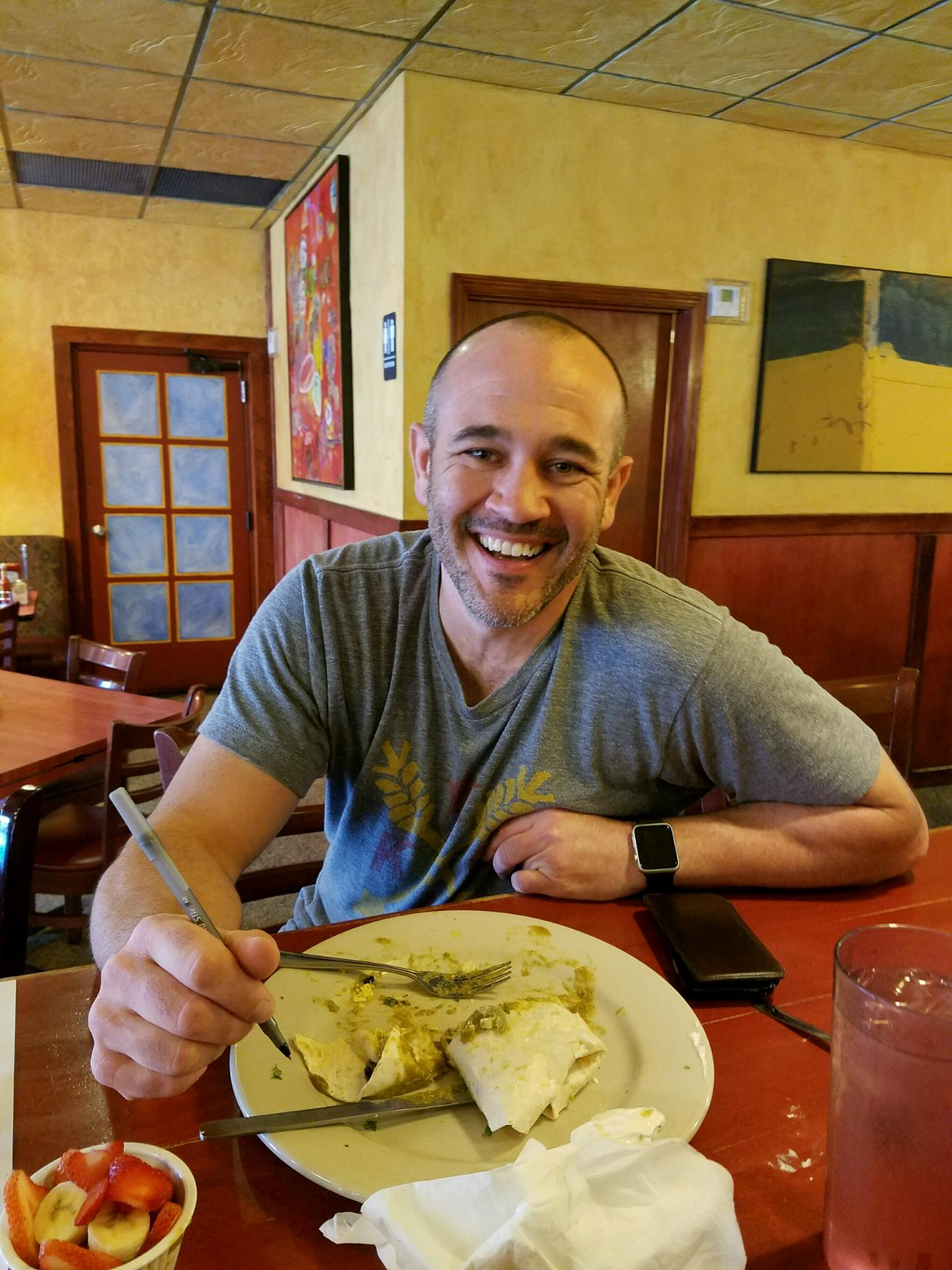 Great Egg on Main – Zach Moores