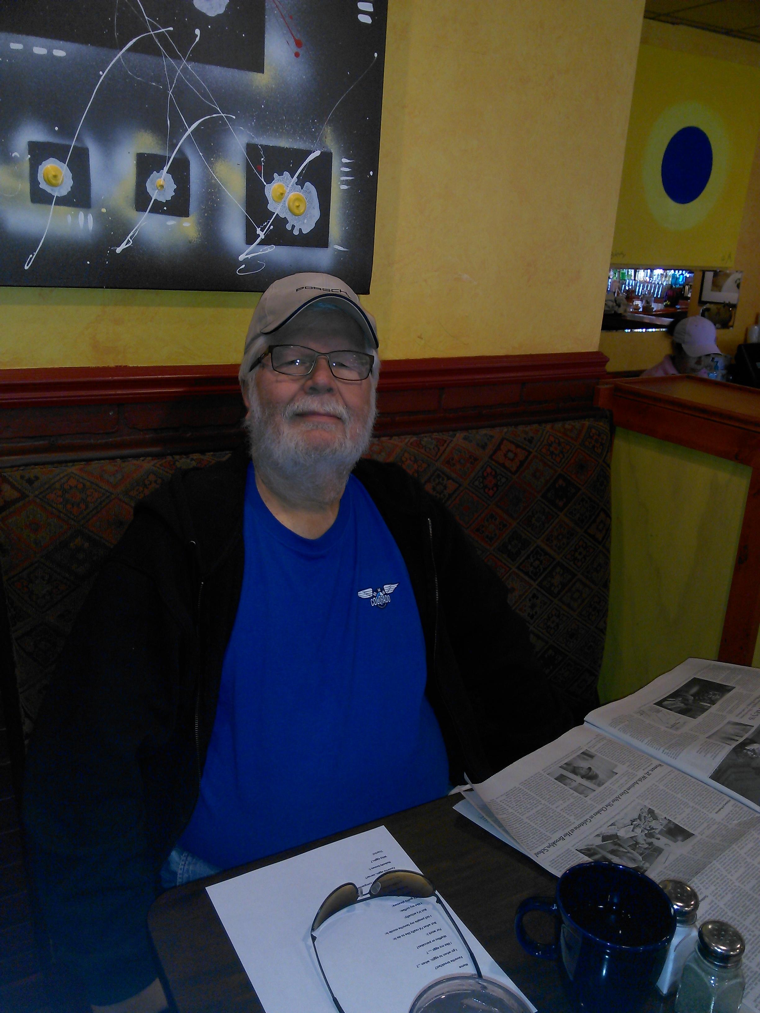 Rob Waldrop – Great Egg on Midland