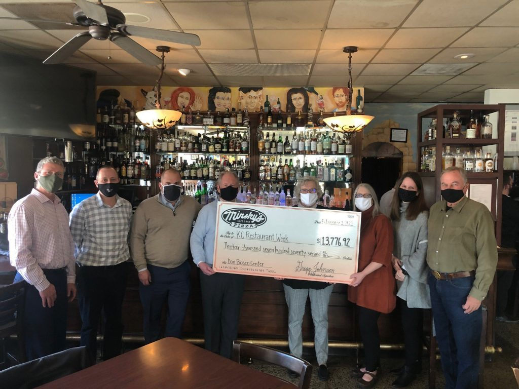 Eggtc. Helps to Raise Over $13,000 for KC Restaurant Week Charities