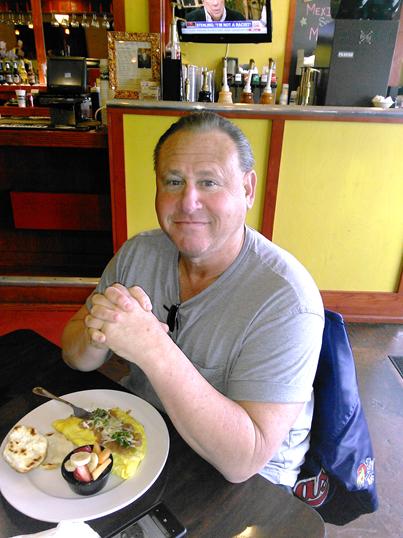 Great Egg on Midland – Mike Liber