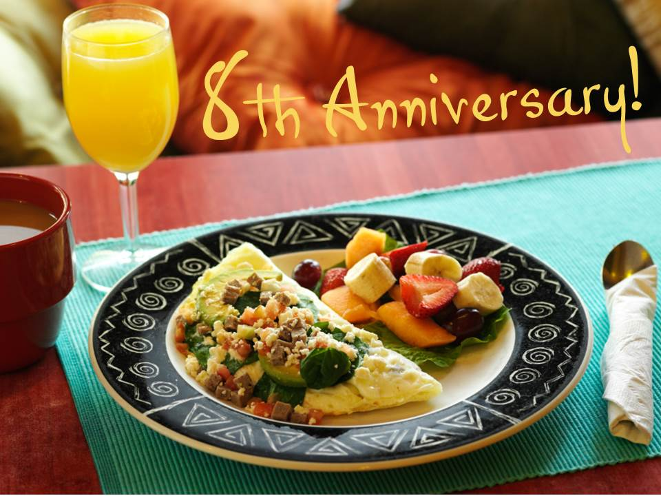 Eggtc. Celebrates 8th Anniversary with Special Offer!