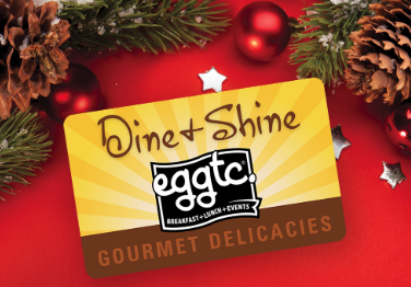 Give The Gift of Eggcellent Taste This Holiday Season!