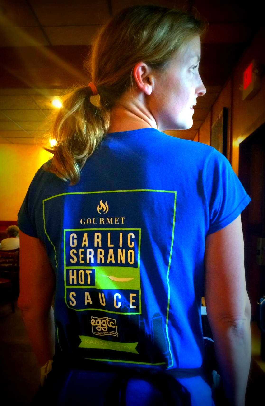 Love Our New Eggtc. Sauces? Check Out Our Shirts!
