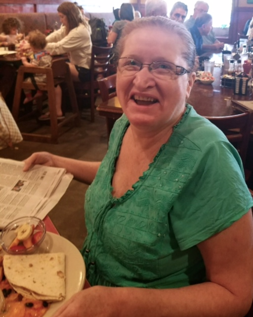 Great Egg on Main – Donna