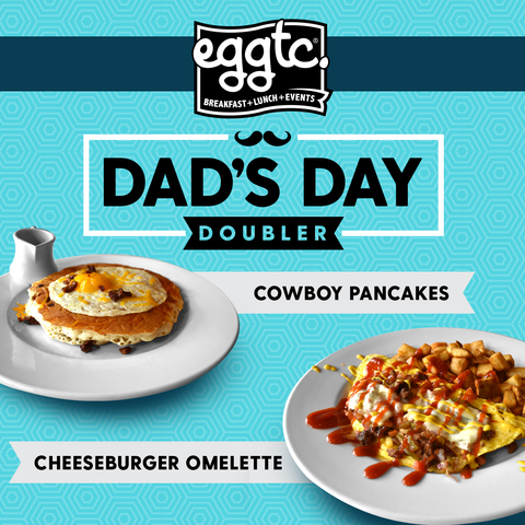 Dad's Day Doubler – Two Deals from eggtc.!