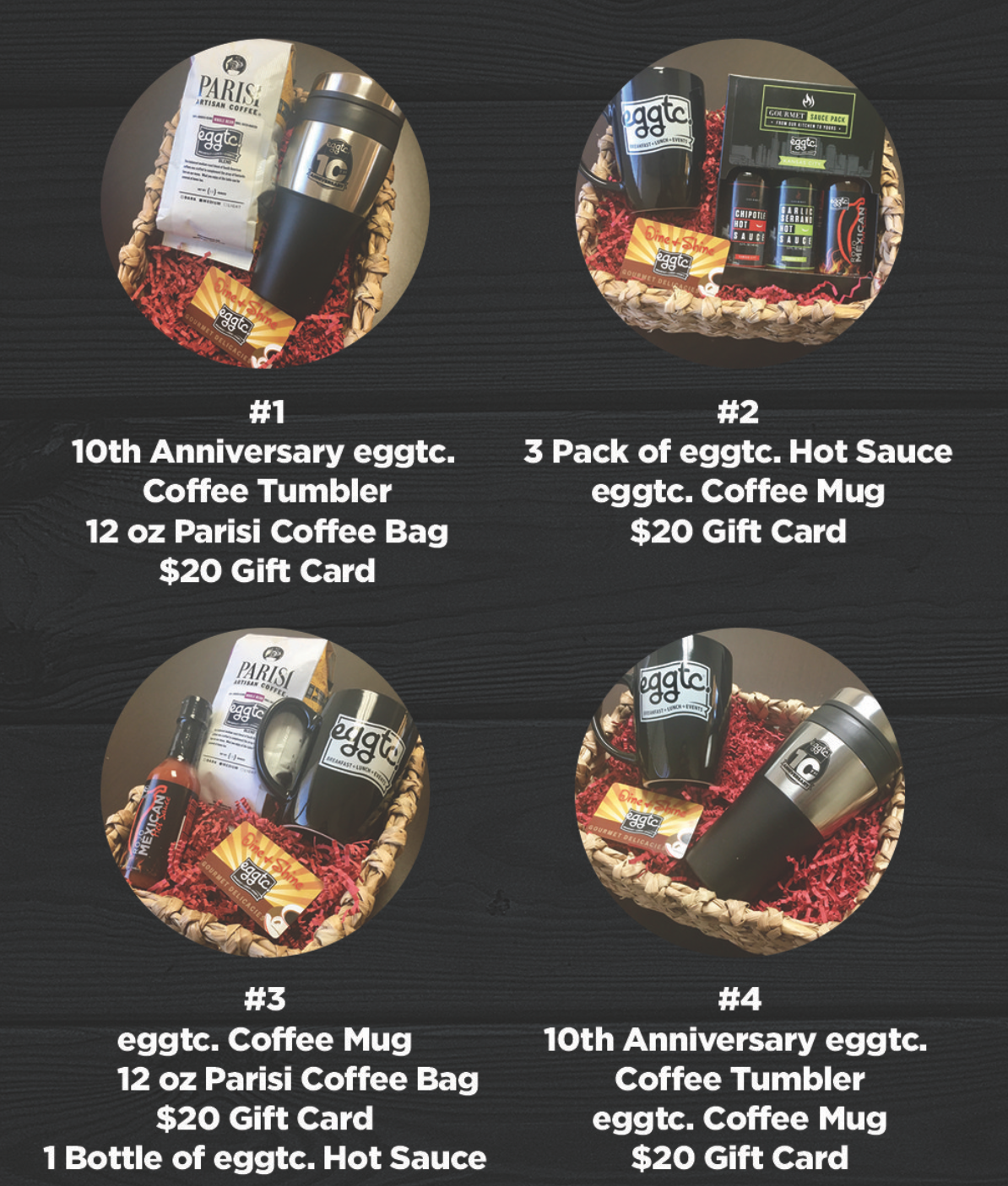 eggtc. Gift Baskets: Something for Everyone on Your List!