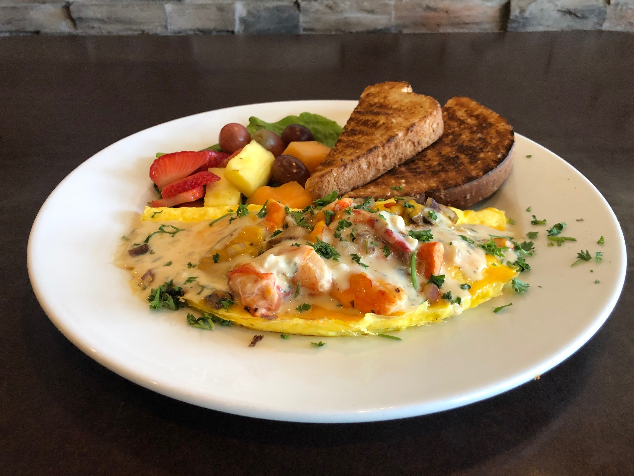 Dine In or At Home with eggtc. During KC Restaurant Week!
