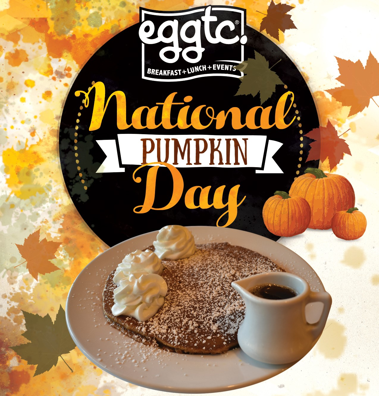 Celebrate National Pumpkin Day with Two Fall Favorites!