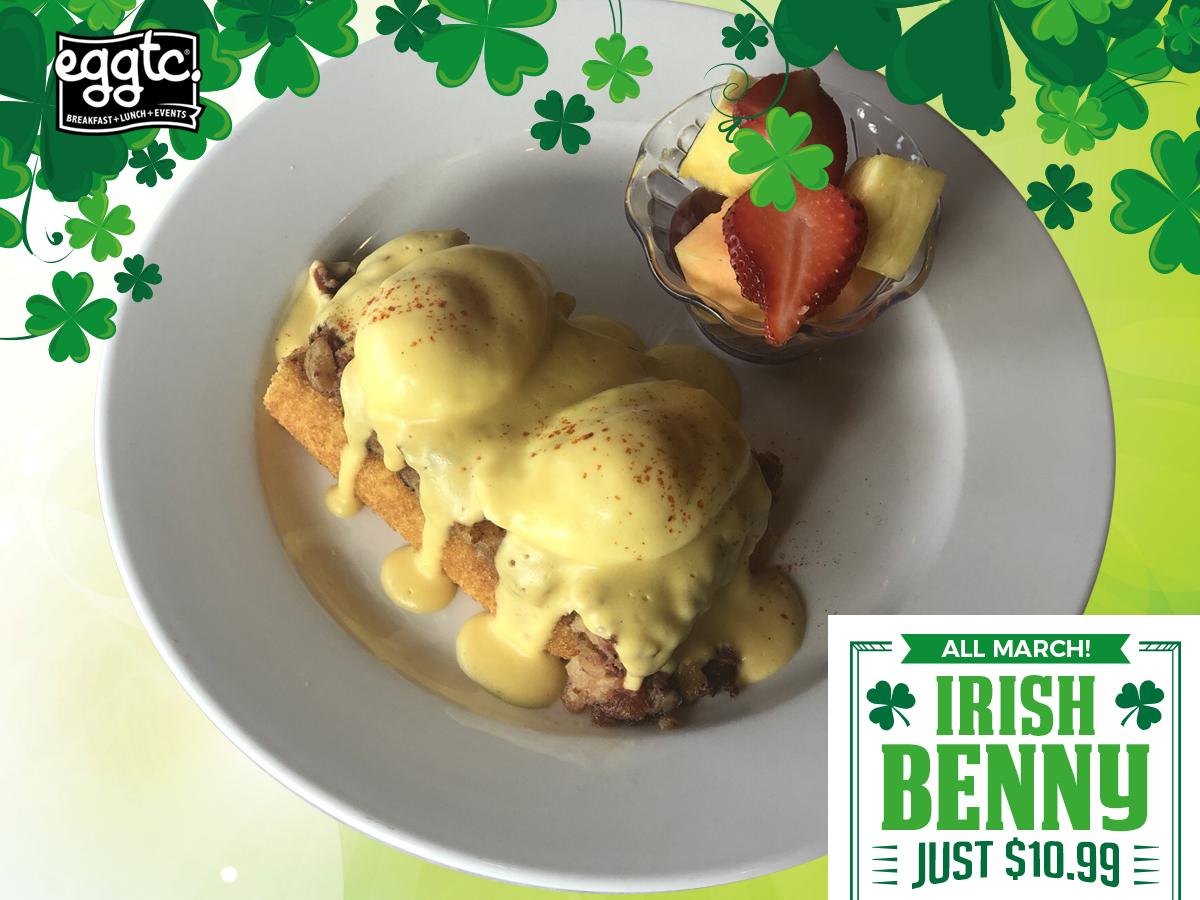 Irish Benny – Just $10.99 all March!