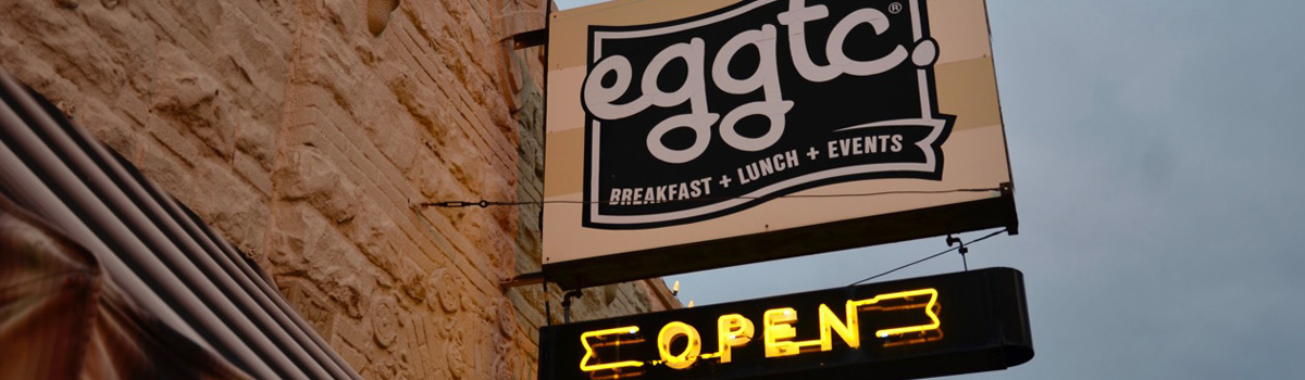egg-cellent to See You Again! Eggtc. Dining Rooms Reopen