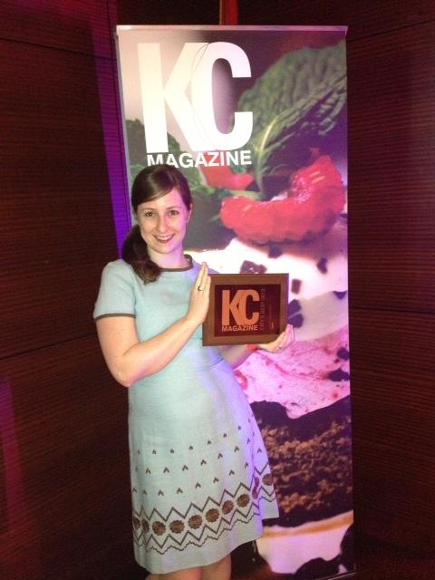 Eggtc. wins KC Magazine's Best Breakfast and Brunch Award